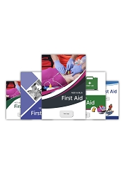 Personalised AED and BLS First Aid - 4th Edition